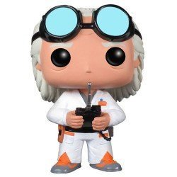 Funko Pop 3399 - Movies - Regreso al futuro - Dr. Emmett Brown - Doc