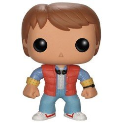 Funko Pop - Movies - Regreso al futuro - Marty McFly