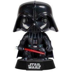 Funko Pop 2300 - Star Wars - Darth Vader - Cabeza oscilante