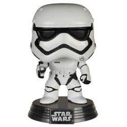Funko Pop 6225 - Star Wars - Primera Orden Stormtrooper - Cabeza oscilante