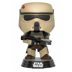 Funko Pop 10461 - Star Wars Rogue One - Scarif Stormtrooper - Cabeza Oscilante