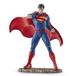 Schleich - La Liga de la Justicia - Superman peleando