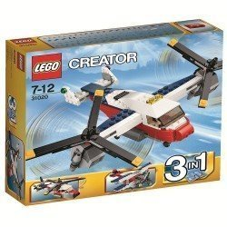 Lego - Aventuras en Bimotor
