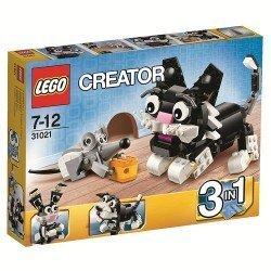 Lego - Criaturas Peludas