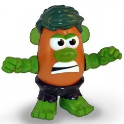 Mr. Potato Head - Marvel - Figura de El increíble Hulk