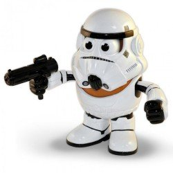 Mr. Potato Head - Star Wars - Figura de Storm Trooper