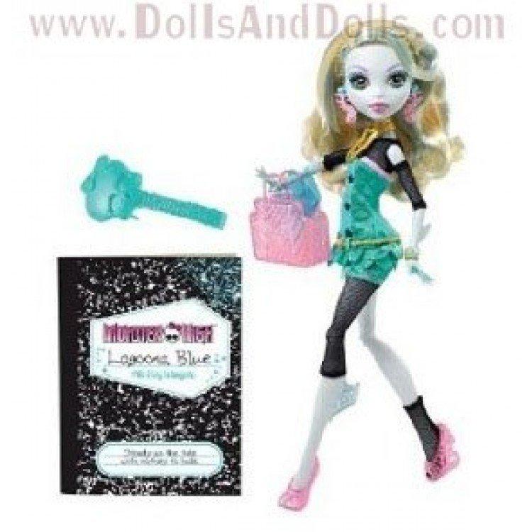 Lagoona Blue Monster High