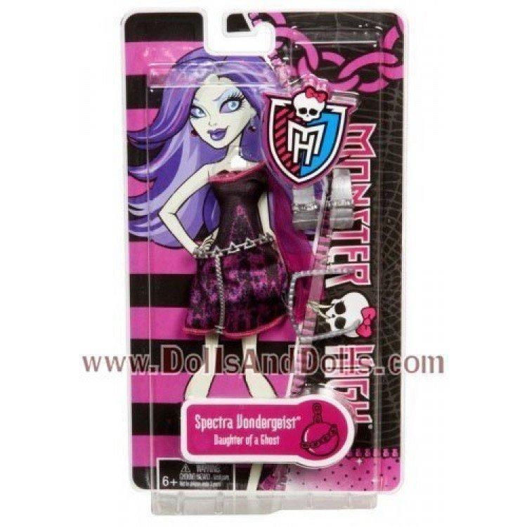 Modas Monster High - Spectra Vondergeist