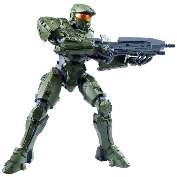 Sprükits - Level 2 - Halo - Master Chief