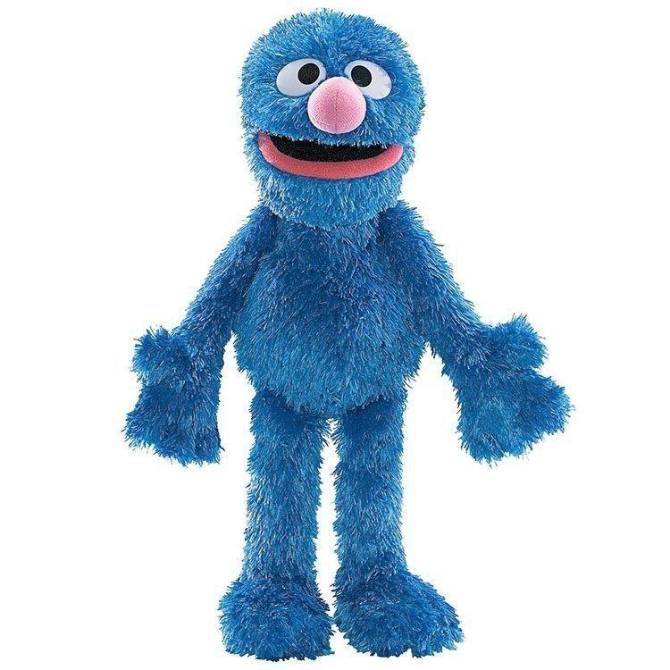 Funko Pop 4914 - Sesame Street - Grover — DeepsAndDeeps