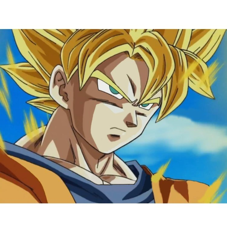 Funko Pop 3807 - Animation - Dragon Ball Z - Super Saiyan Goku
