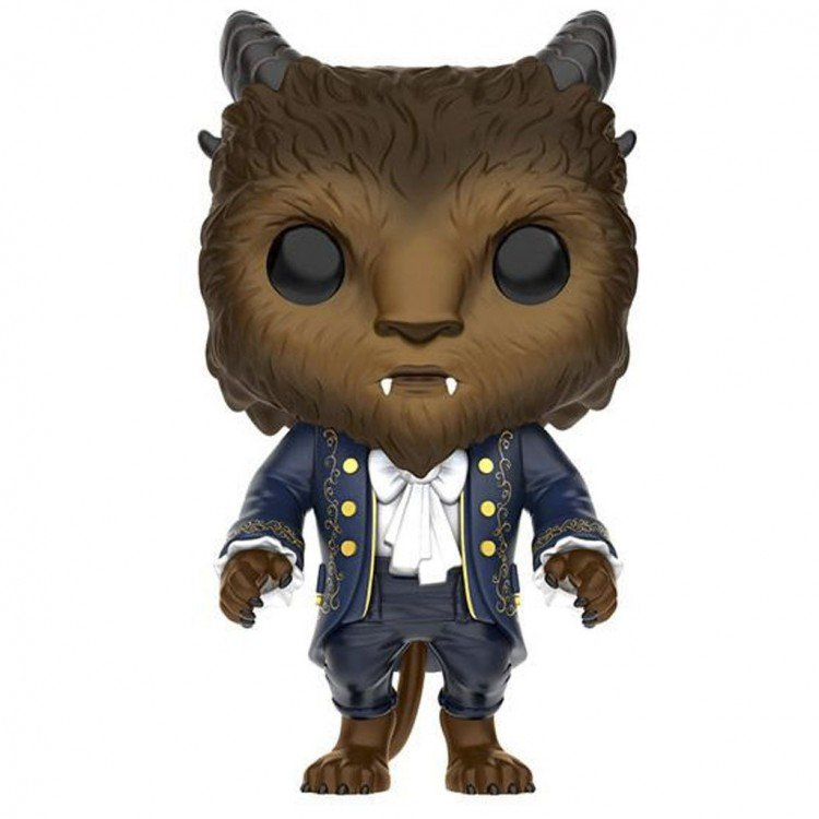 Funko Pop 12318 - Beauty and the Beast - Beast
