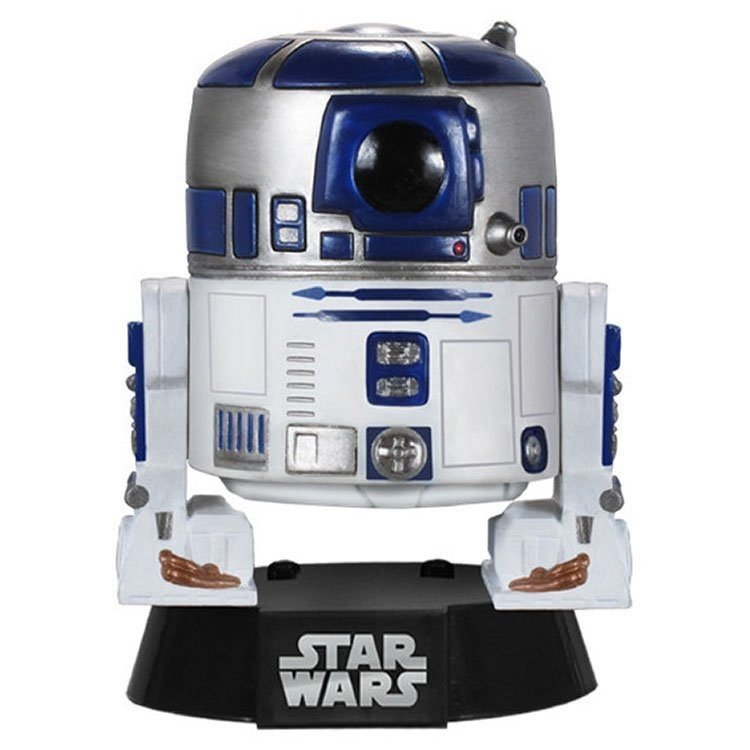 Funko Pop 3269 - Star Wars - R2-D2 - Bobble-Head