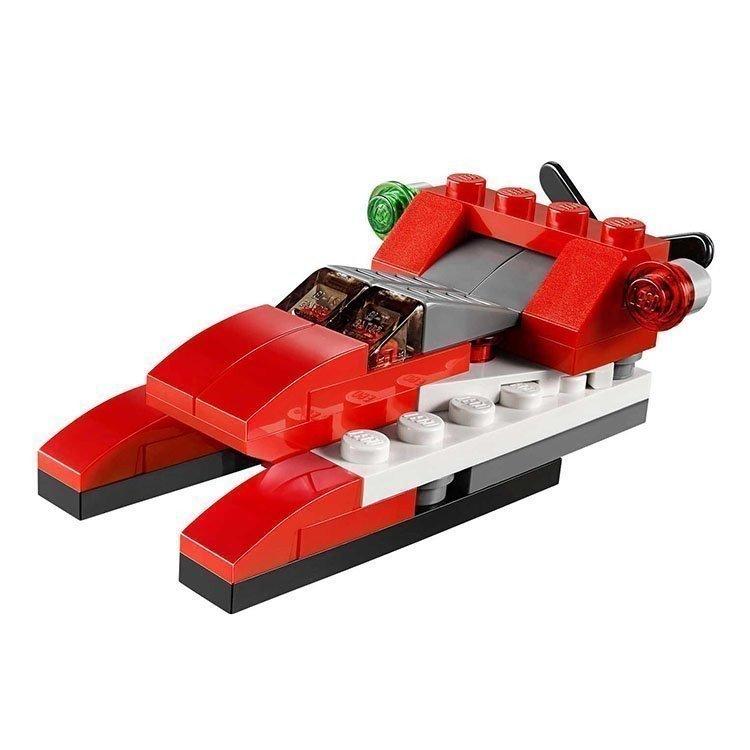 Lego - Trueno Rojo