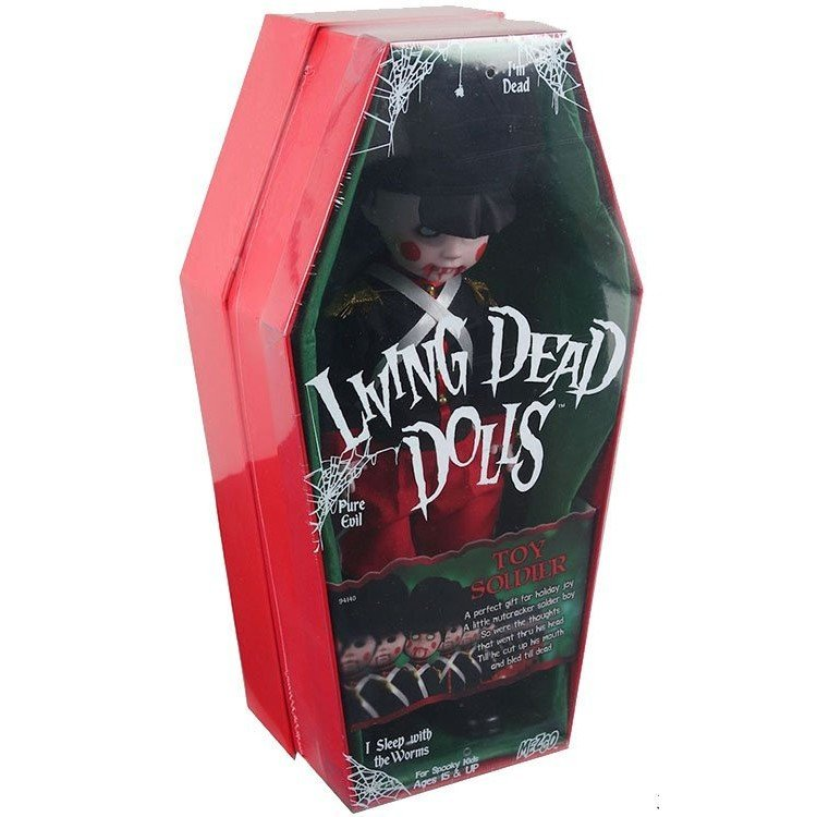 Toy Soldier doll - Living Dead Dolls