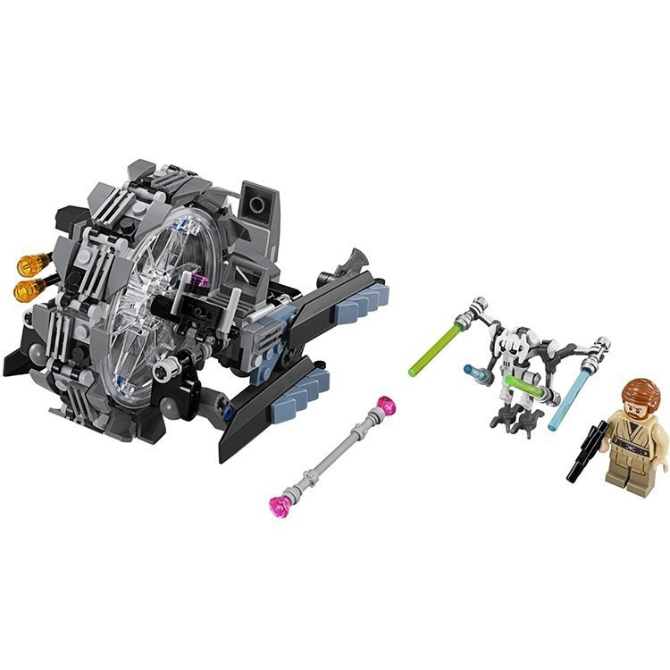 Lego - General Grievous' Wheel Bike