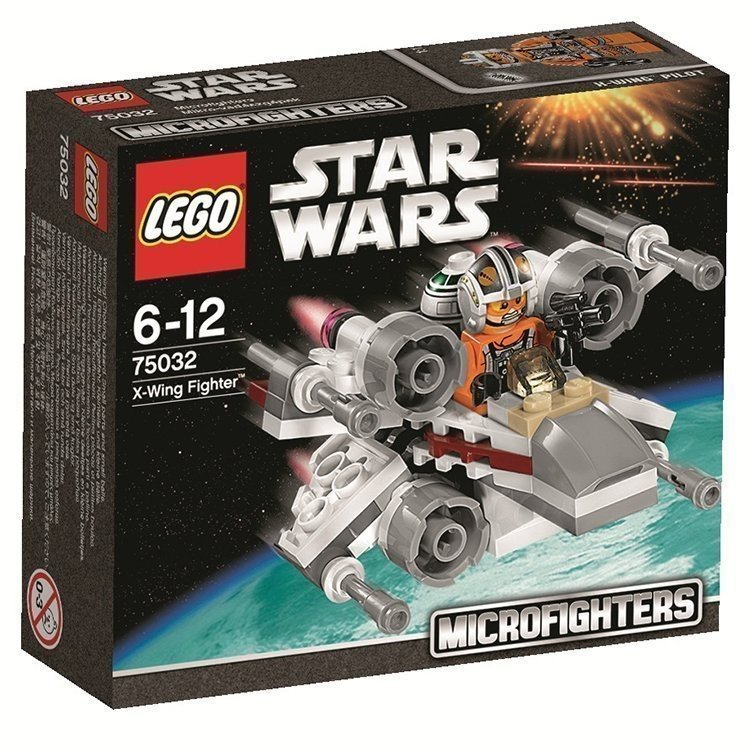 Lego - X-Wing Fighter