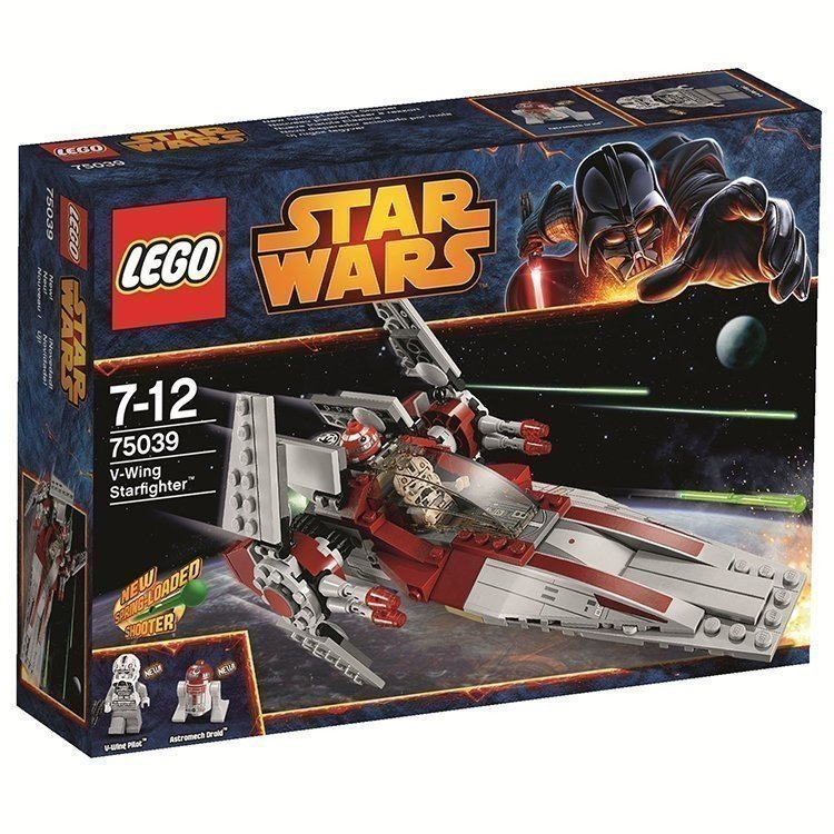 Lego - V-Wing Starfighter