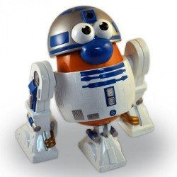 Mr. Potato Head - Star Wars - R2-D2 figure