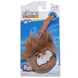 Club Penguin - Clip Peluche Puffle marrón