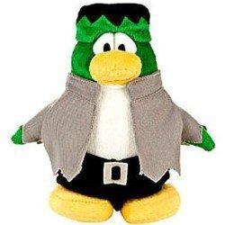 Club Penguin - Serie 15 - Peluche Frankenpenguin