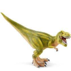 Schleich - Dinosaurs - Tyrannosaurus Rex Light green