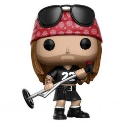 Funko Pop 10687 - Guns N Roses - Axl Rose