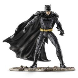 Schleich - Justice League - Batman fighting