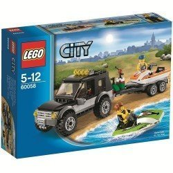 Lego - Furgoneta con Lancha