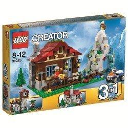 Lego - Cabaña de Montaña