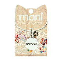 HAPPINESS charm for Mani The lucky cat