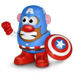 Mr. Potato Head - Marvel - Captain America figure