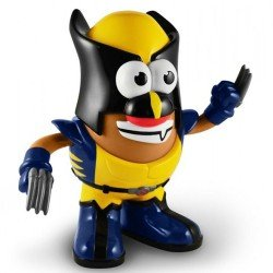 Mr. Potato Head - Marvel - Wolverine figure