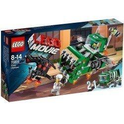 Lego - El Triturador de Basura